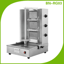 Catering Equipment Doner Kebab Grills Machine With 3 Infrared Burner (Gas)
