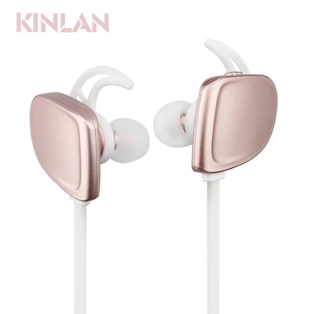 Hot sales BT Stereo Earphone Sports BluetoothEarbuds BluetoothHeadsets with CSR chipset