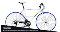 Low price Best Choice road bicycle shifter (TF-SPB-021)
