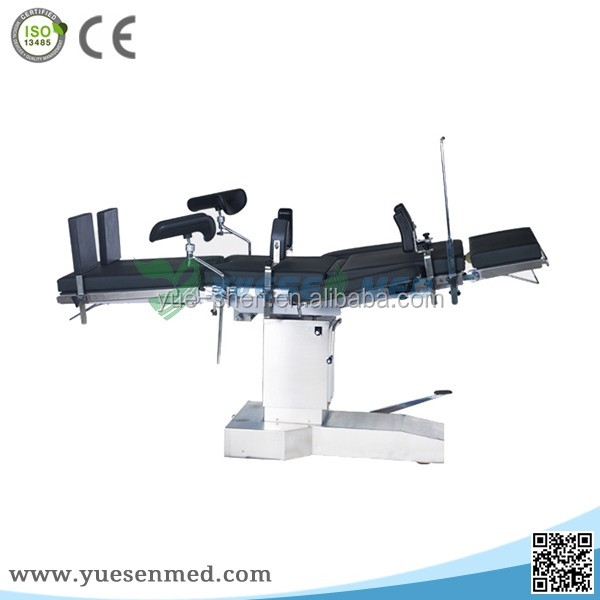 YSOT-JY3 mechanical driven and hydraulic pneumatic system c arm operation table