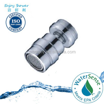 Kitchen Faucet Aerator With Swivel Ball Joint,Factory Direct Selling Water  Saver Insert Faucet Aerator - Buy Faucet Aerator,Ball Joint,Swivel Product  ...