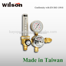 Wilson FM-101 Shield Gas Flow Meter Regulator, EN-ISO2503