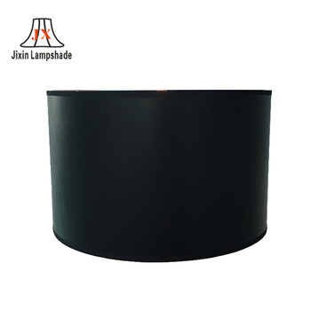 Polypropylene light cover colorful plastic film matt black lampshade for hanging Lamp