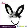 New Products 2016 Bunny Party Supplies Hair Headband For Easter Decoration