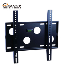 Apoio 54kgs, <span class=keywords><strong>Vesa</strong></span> 400 * 400 mm lcd plasma tv wall mount bracket