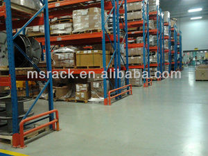 ls industrial systems,metal grid shelves,storage rack for store room