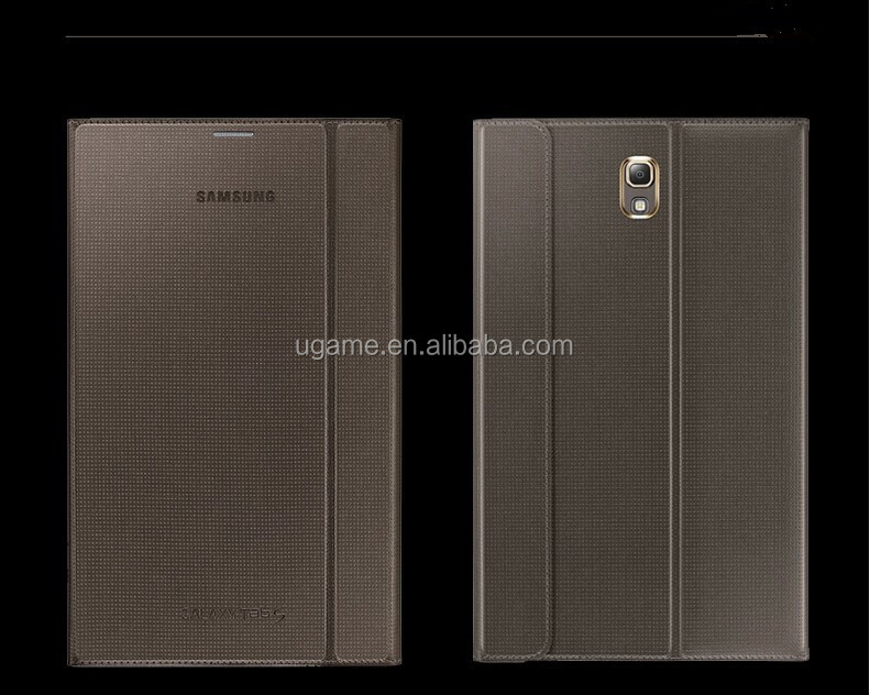 Tablet leather case for Samsung Galaxy Tab S T700/T705C with Factory Price