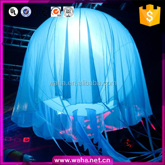 Jellyfish Ball Hanging Scaleph Party Decoration Club Supplies Ocean Cartoon