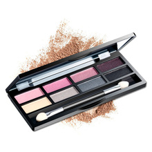OBM/OEM Eight color crystal diamond shining eye shadow