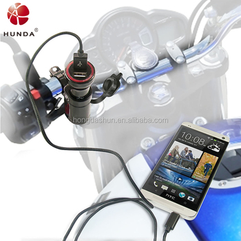 Swell Electric Auto 2 Prongs Wiring 12V Usb Charger Power Socket Car Wiring Cloud Toolfoxcilixyz