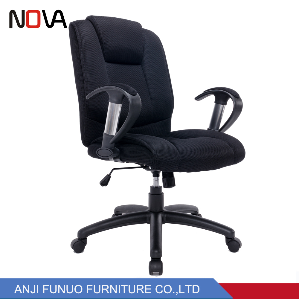Nova Office Furniture Smooth Revolving Leather Executive Office Chair 150kg