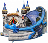 18ft Dragon Age Commercial Bouncy Castle,Dragon Bounce Castle,Dragon age bounce house