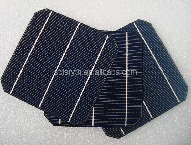 156*156mm 18% efficiency monocrystalline silicon solar cells,grade A Monocrystalline Silicon Solar Cells 156mm