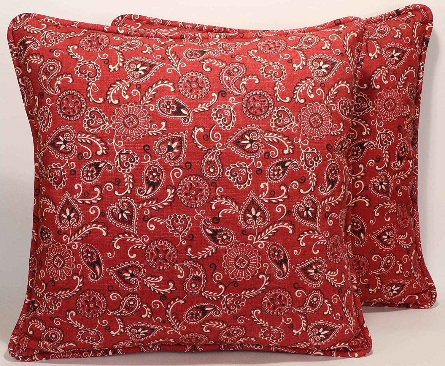 Cheap Black And Red Decorative Pillows Find Black And Red
