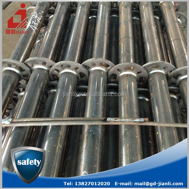 best price tubular ring lock scaffolding for construction