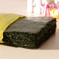 Good quality seafood roasted seaweed for yaki sushi nori