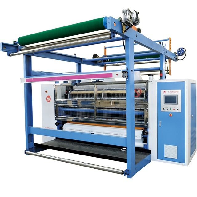 Shengwei Textile Finishing Industry Cotton Fabric Shearing Machine For Sale
