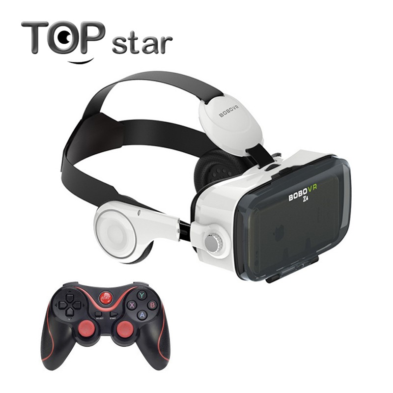 Bobo VR 3d glasses with best price Bobo Z4 wholesale the best price best seller with microphone