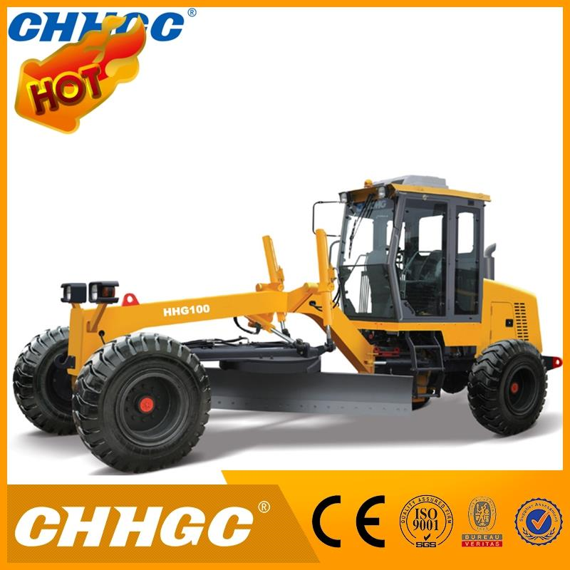 Hydraulic 100HP Pull Behind Road Grader, Motor Grader with Imported Engine