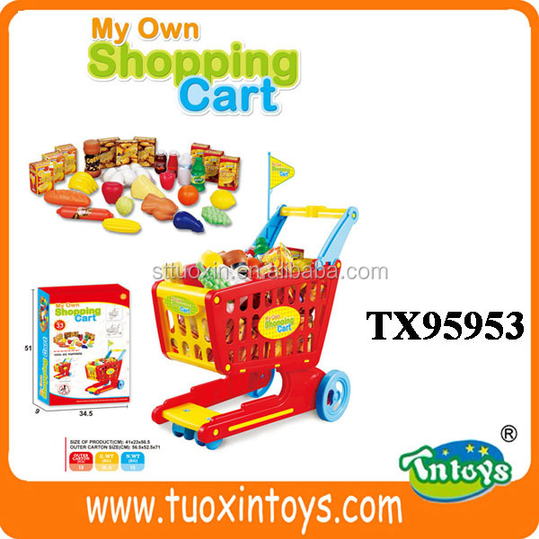 children cart, children's shopping cart, children hand cart