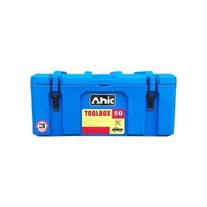 empty PE Storage Tool Box Tool Box Manufacturers Plastic Portable Toolbox