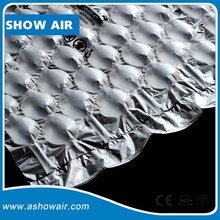 Low price shockproof packing material air bubble wrap