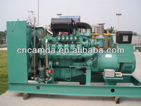 CE Authorized 400KW/500KVA Biomass generator/Natural gas generator/Biomass CHP/Bio gas energy generation