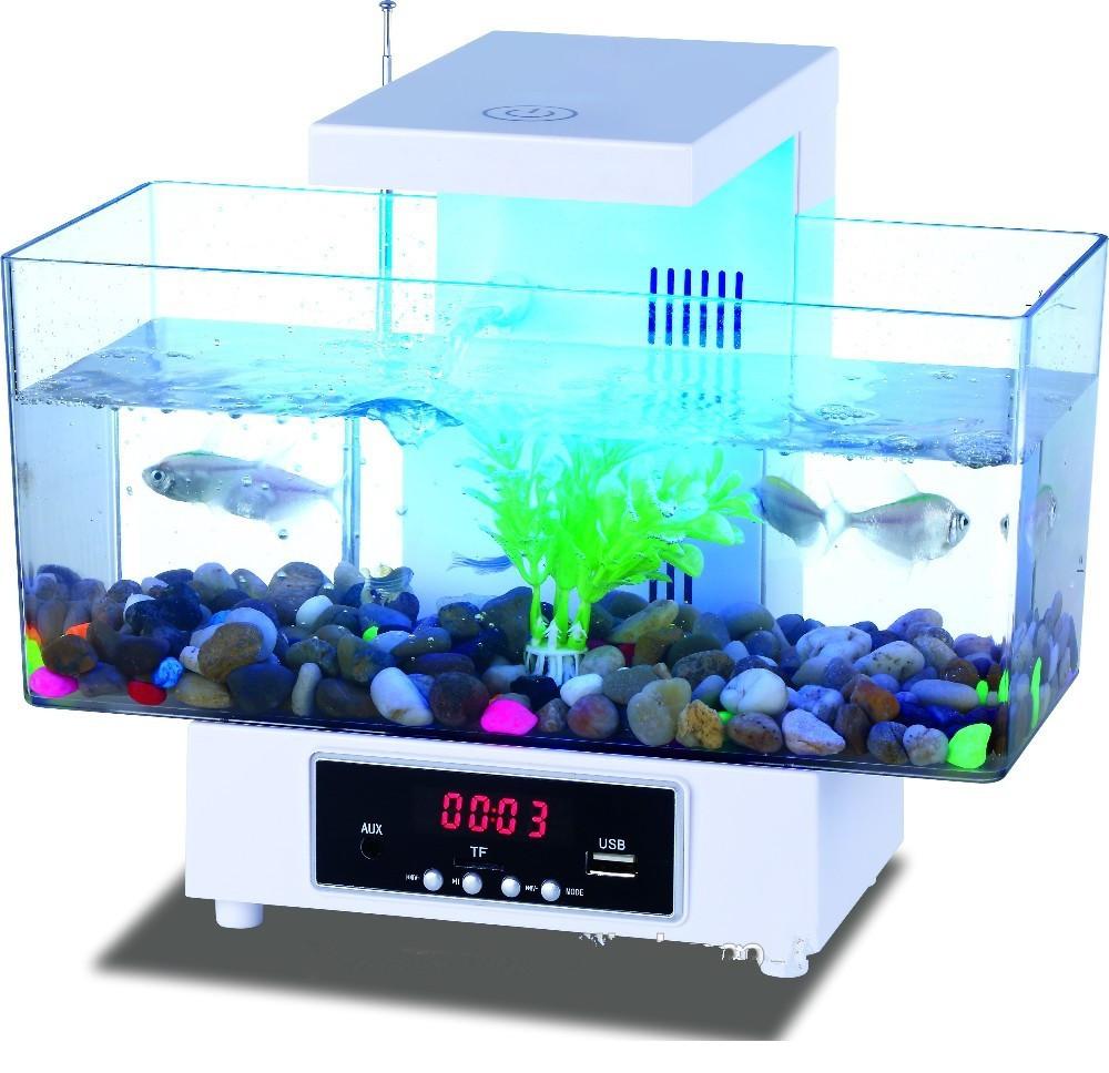 Usb mini aquarium fish tank - Led Usb Mini Desktop Aquarium For Sale Fish Tank For Sale