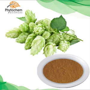 Chinese factory beer hops extract natural xanthohumol powder plant concentrated flavonoids powder hops