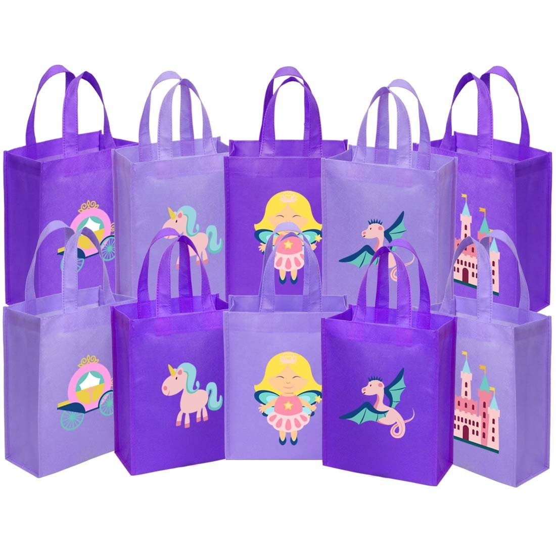 Cheap toys for goodie bags find toys for goodie bags deals on get quotations ava kings fabric tote party favor goodie gift bags for candy treats toys negle Gallery
