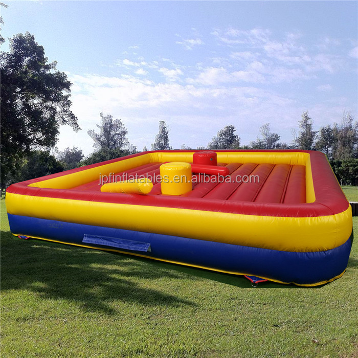 2019 2 players fighting inflatable gladiator joust game for sale