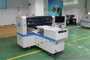 Vertical type 34 Place heads High Speed SMT Pick and Place Machine/Smd/led Soldering Machine For The BGA Field