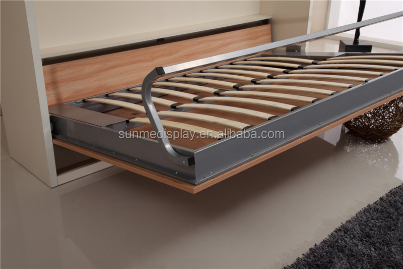 hot sale new style space saving folding wall bed mechanism