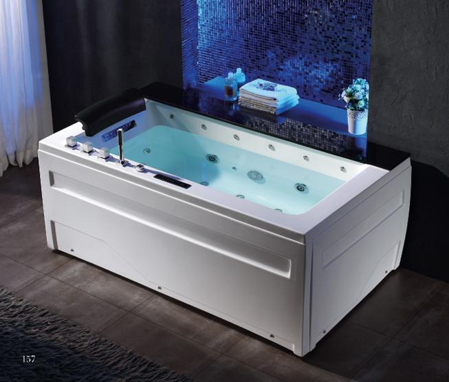 Ad-1721 New Design Elegant Massage Whirlpool Bathtub Spa Jakuzzy ...