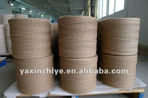 kraft paper original color three strand chair braided rope rattan paper special