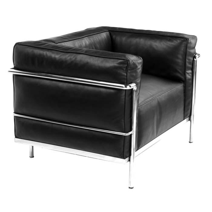 Le Corbusier Lc2 Sessel Lc2 Stuhl - Buy One Arm Stuhl,Antike Arm  Stühle,Sessel Product on Alibaba.com