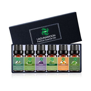 OEM factory China aroma therapy oil/body massage oil essential oil set