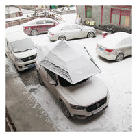 Parking Heat Insulation Windshield Snow Cover for All Vehicles automatic car umbrella retractable car cover