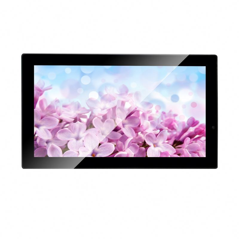 21.5 Inch China Bulk Fashionable Digital Photo Frame With USB/CF/SD Port