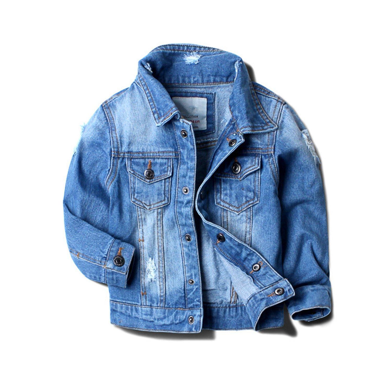 Joseph Papa 3-11Yrs Baby Boys Girls Cotton Winter Fashion Jacket Outwear Boys Fur Winter Warm Coat