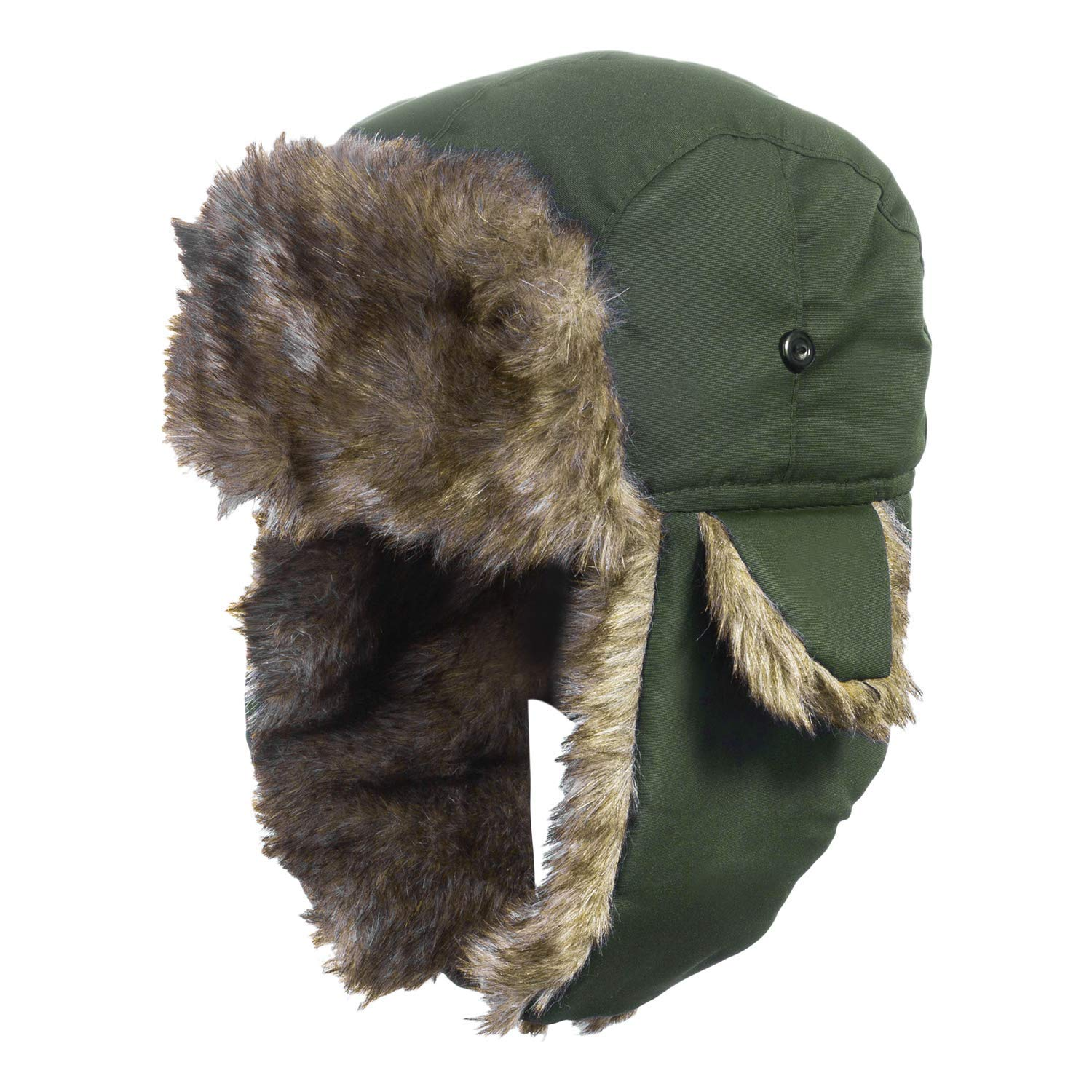 8f769682729 Get Quotations · DYAPP Men s Unisex Trooper Hunting Hats with Ear Flaps