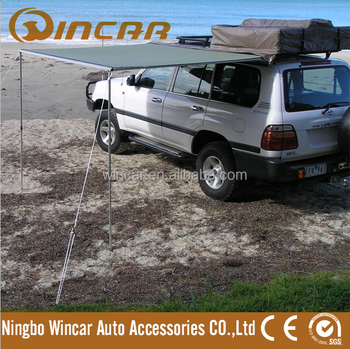 Roof Top Tent Trailer 4wd C&ing Rack Pull Out retractable 4X4 Car Side Awning & Roof Top Tent Trailer 4wd Camping Rack Pull Out retractable 4X4 ...