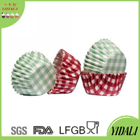 New style attractive disposable Baking use paper cupcake wrappers/ hot cake paper cup/ cheap muffin cake cup