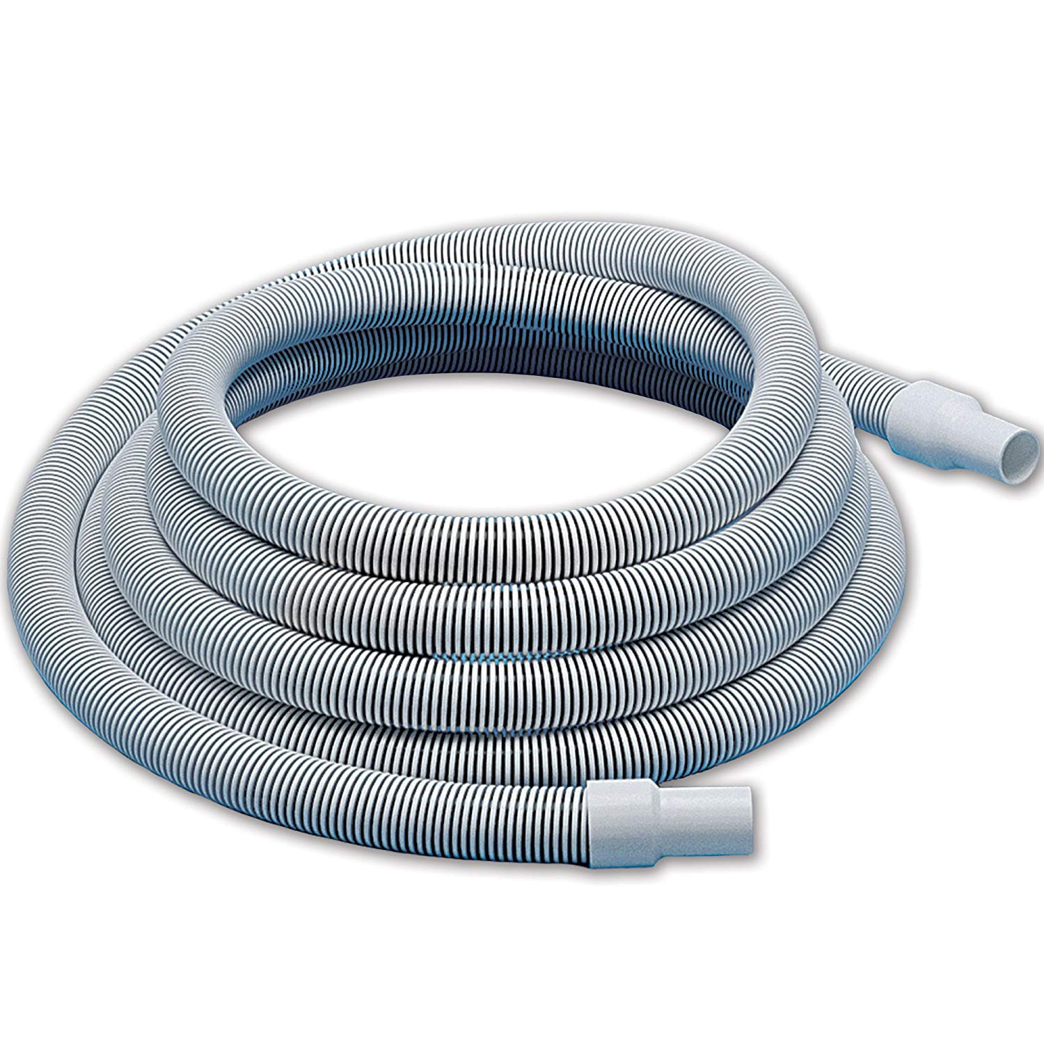 6-Feet by 1-1//2-Inch FloKing FK2006 Heavy-Duty Swimming Pool Filter Connector Hose