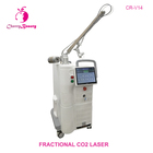 vaginal probe glass tubes air tight scanxel round fractional co2 laser shrink pore machine