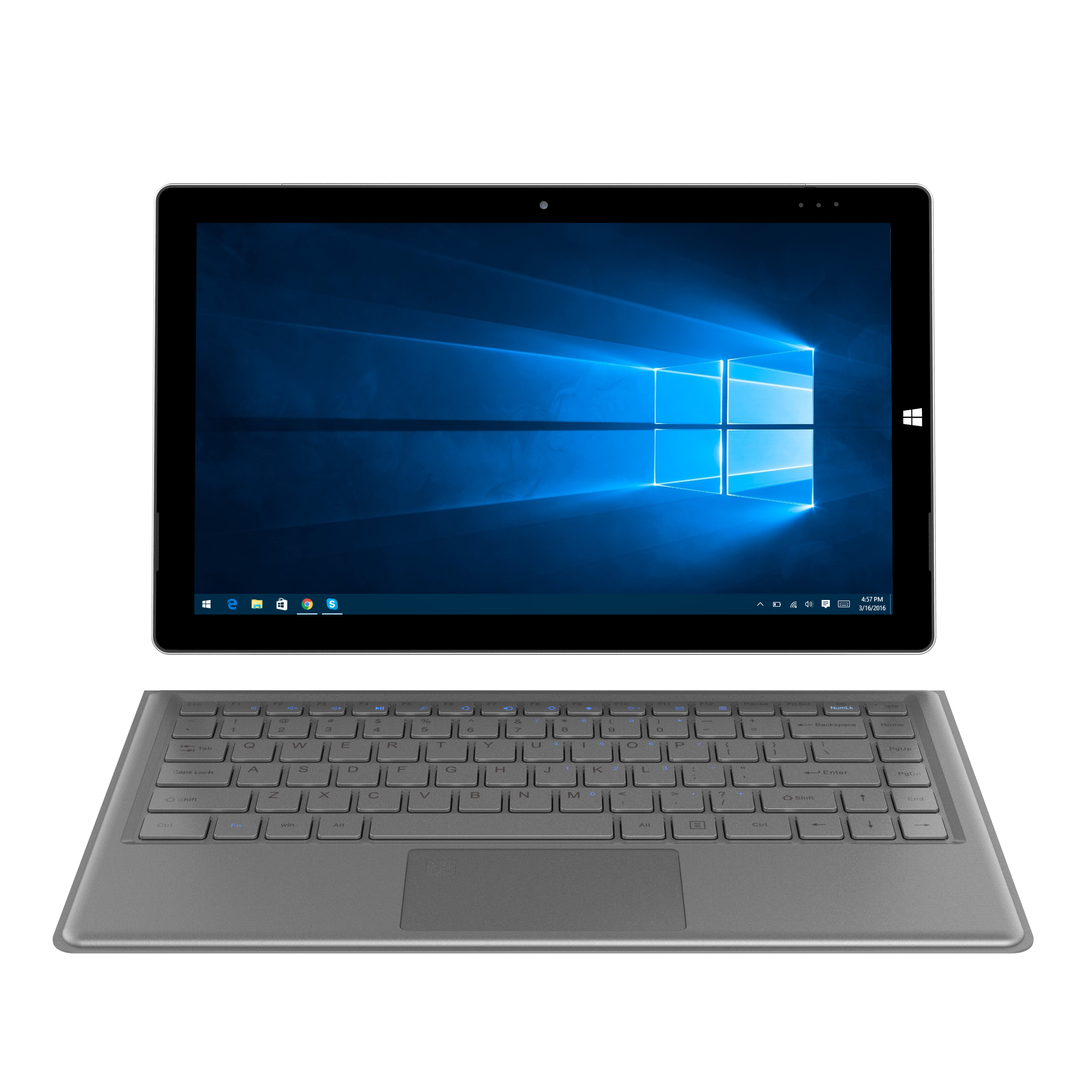 13.3 inch surface like tablet  keyboard Detachable laptop computer with tablet stylus pen DC+USB+TYPE C+SSD+FHD