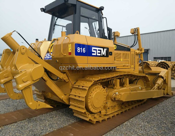 Sem816 Track Type Tractor Cat D6 Bulldozer For Sale - Buy Cat D6  Bulldozer,Sem816 Track Type Tractor,Dozer For Sale Product on Alibaba com