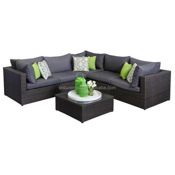 Garden Treasures Patio Furniture Company Rattan Sofa Cushion Covers