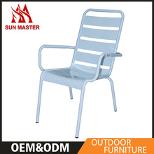 Modern Recommended Luxury Design Aluminum Restaurant Dining Chairs