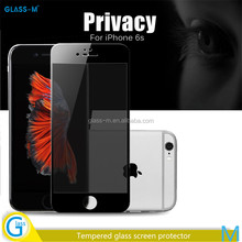 for iPhone6s And 6sPlus Membrane High Quality Wholesale Price Anti Spy Mirror Screen Protector